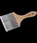 Spalter manche bois soies gris 10 cm