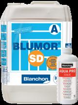 Blumor SD 10L + durcisseur aqua pro 1L