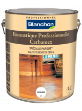 Carbamex Encaustique Pro 4L