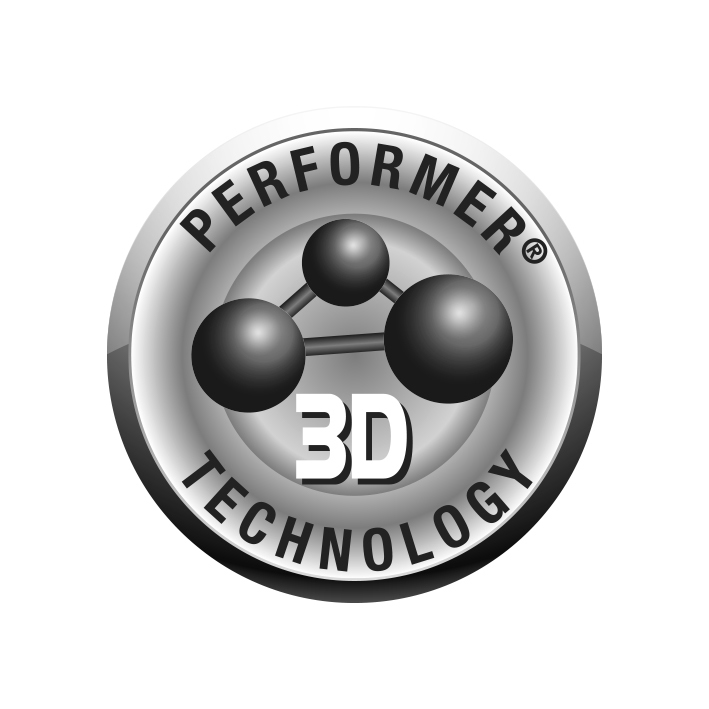 Performer - 3D Technologie