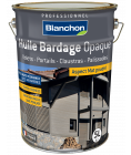 Huile Bardage Opaque 5L