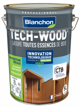 Lasure Techwood 5L