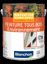 Peinture Tous Bois Environnement 2.5L