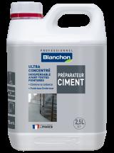 Préparateur Ciment
