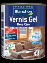 Vernis Gel Bois Ciré 1L