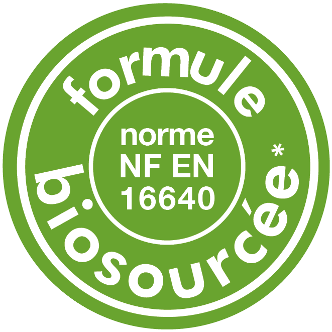 Formule biosourcée